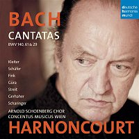 Nikolaus Harnoncourt, Johann Sebastian Bach, Concentus Musicus, Wien, Arnold Schoenberg Chor – Bach: Cantatas BWV 29, 61 & 140