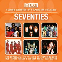 Various Artists.. – 6 x 6 - The Seventies