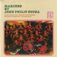 Rudolf Urbanec, Czechoslovak Brass Orchestra – Sousa: Marches