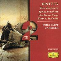 Philharmonia Orchestra, NDR-Sinfonieorchester, John Eliot Gardiner – Britten: War Requiem; Spring Symphony;  5 Flower Songs; Hymn to St. Cecilia