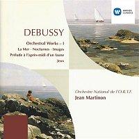 Jean Martinon, Orchestre National de l'O.R.T.F. – Debussy: Orchestral Works I