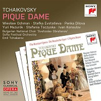Emil Tchakarov, Sofia Festival Orchestra, Pyotr Ilyich Tchaikovsky, Wieslaw Ochman, Stefka Evstatieva – Tchaikovsky: Pique Dame