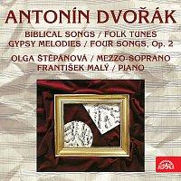 Olga Štěpánová – Dvořák: Písně (Biblické písně, Čtvero písní, V národním tónu, Cigánské melodie)
