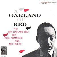 Red Garland Trio – A Garland Of Red
