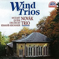 Novákovo trio – Mozart, Kramář, Dušek, Družecký: Dechová tria