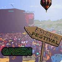 Přední strana obalu CD Essential Festival:  Green [International Version]