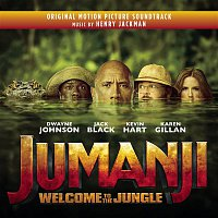 Henry Jackman – Jumanji: Welcome to the Jungle (Original Motion Picture Soundtrack)