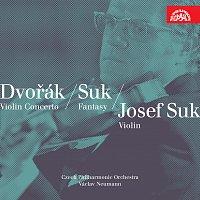 Přední strana obalu CD Dvořák: Houslový koncert, Romance - Suk: Fantasie, Pohádka