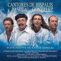 Přední strana obalu CD Suite Festiva de Éxitos (Single): La Creación (Vuelo de Los Juglares) / Tócala, Tócala / A Baila Y A Bailar / Sevillanas Por Un Tubo / Que No Nos Falte De Ná