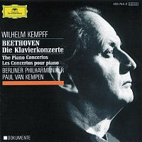 Wilhelm Kempff, Berliner Philharmoniker, Paul van Kempen – Beethoven: Concertos for Piano and Orchestra