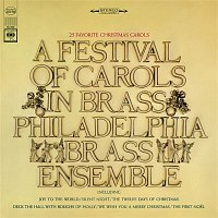 The Philadelphia Brass Ensemble, Philadelphia Brass Ensemble, Traditional – A Festival of Carols in Brass