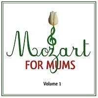 Přední strana obalu CD Mozart For Mums: Volume 1