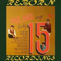 Paul Anka – Sings His Big 15, Vol. 2 (HD Remastered)