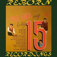 Paul Anka – Sings His Big 15, Vol. 2 (HD Remastered)