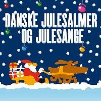 Přední strana obalu CD Danske Julesalmer Og Julesange