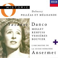 Ernest Ansermet, Suzanne Danco, Heinz Rehfuss, Pierre Mollet, Andre Vessieres – Debussy: Pelléas et Mélisande