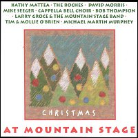 Various Artists.. – Christmas at Mountain Stage (Live)