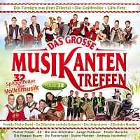 Různí interpreti – Das grosse Musikantentreffen - Folge 38