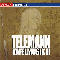 Italian Baroque Ensemble, Giuliano Moro, Georg Philipp Telemann – Telemann - Tafelmusik II