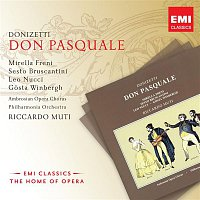 Riccardo Muti, Mirella Freni, Sesto Bruscantini, Leo Nucci, Gosta Winbergh – Donizetti: Don Pasquale