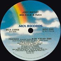 Přední strana obalu CD Friends [Remixes]