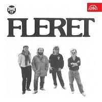 Přední strana obalu CD Fleret. Cesty č. 17