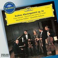 Maurizio Pollini, Quartetto Italiano – Brahms: Piano Quintet Op.34