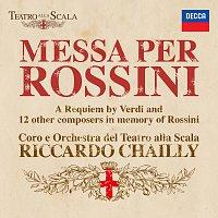Riccardo Chailly, María José Siri, Veronica Simeoni, Giorgio Berrugi – Messa per Rossini