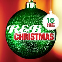 Přední strana obalu CD 10 Great R&B Christmas Songs