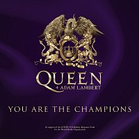 Queen, Adam Lambert – You Are The Champions [In Support Of The Covid-19 Solidarity Response Fund]