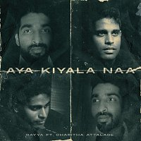 Přední strana obalu CD Aya Kiyala Naa (feat. Charitha Attalage)