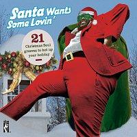 Přední strana obalu CD Santa Claus Wants Some Loving