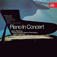 Přední strana obalu CD Piano In Concert