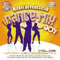 May Day, Non Plus Ultra, Funky G, Dr. Iggy, Ella B, Dee Monk, WIce & Power Team – Srpski hitovi devedesetih - Serbian 90's Dance Mix vol2