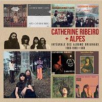 Catherine RIBEIRO + ALPES – Intégrale des albums studio