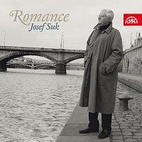 Přední strana obalu CD Suk, Dvořák & Beethoven: Romance