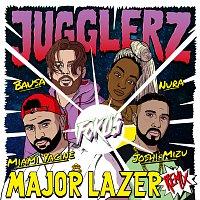 Jugglerz, Miami Yacine, Joshi Mizu, Nura, Bausa, Major Lazer – Fokus [Major Lazer Remix]