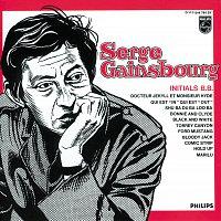 Serge Gainsbourg – Initials B B