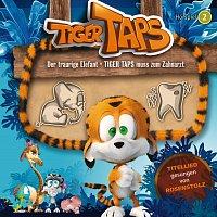 Tiger Taps – 02: Der traurige Elefant / Tiger Taps muss zum Zahnarzt