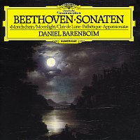 "Daniel Barenboim – Beethoven: Piano Sonatas Nos.8 ""Moonlight"", 14 ""Appassionata"" & 23 ""Pathétique"""