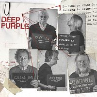 Deep Purple – Turning to Crime (Limited Edition Crystal Clear Vinyl)
