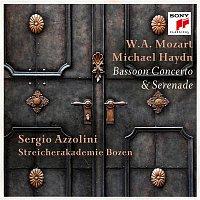 Sergio Azzolini, Michael Haydn, Streicherakademie Bozen, Georg Egger – Mozart & Michael Haydn: Bassoon Concerto & Serenade