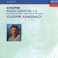 Vladimír Ashkenazy – Chopin: Piano Sonatas Nos.1-3