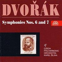 Česká filharmonie/Karel Šejna – Dvořák: Symfonie č. 6 a 7
