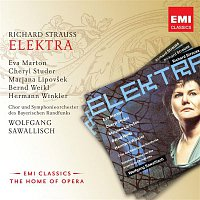 Wolfgang Sawallisch, Eva Marton, Cheryl Studer, Marjana Lipovsek, Bernd Weikl, Hermann Winkler – Strauss: Elektra