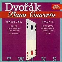 Ivan Moravec, Radoslav Kvapil – Dvořák: Koncert pro klavír a orchestr g moll TWINS