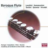 Různí interpreti – Baroque Flute Concertos