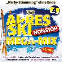 Různí interpreti – Der Aprés Ski Nonstop Mega-Mix - A