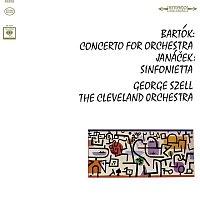 George Szell – Bartók: Concerto for Orchestra, Sz. 116 - Janácek: Sinfonietta for Orchestra, Op. 60