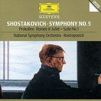 National Symphony Orchestra Washington, Mstislav Rostropovich – Shostakovich: Symphony No.5 / Prokofiev: Romeo And Juliet - Suite No.1